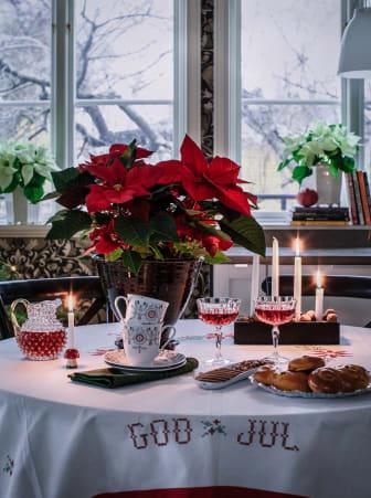 7. Julstämning med stjärnor tolkat av Åsa Myrberg, atmycasa