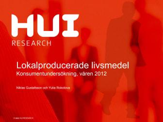 Norrmejerier har undersökt svenskarnas inställning till lokalproducerad mat