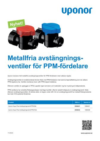 Nyhet Avstängningsventil för PPM-fördelare.pdf