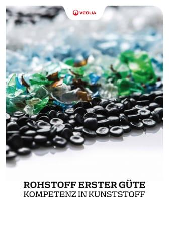Rohstoff erster Güte: Kompetenz in Kunststoff