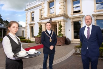 Galgorm Hotel Hospitality Reopening