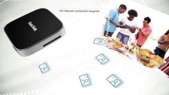SanDisk - neste generasjons lagringsprodukter