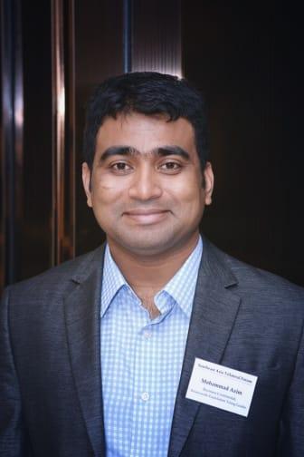 Mohammad Azim grundare av den miljövänliga väskan Poli