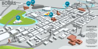 Friidrotts-SM 2013, Eventkarta