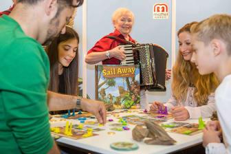 Sail Away – die Spieleneuheit von Mattel für die ganze Familie