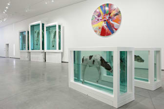 Damien Hirst (c) Astrup Fearnley Collection