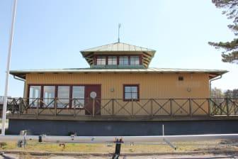 Brohuset vid Falsterbokanalen