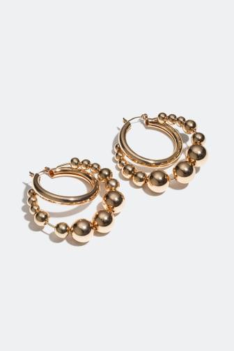 Earrings, kr 159,00