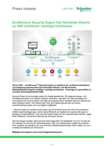 Press Release_EcoStruxure Security Expert_SSF.pdf