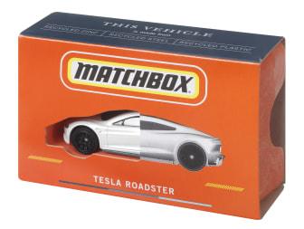 Matchbox Telsa Roadster 99� Recycled_07.jpg