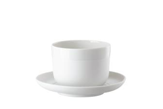 R_Cappello_White_Espresso_cup_and_saucer