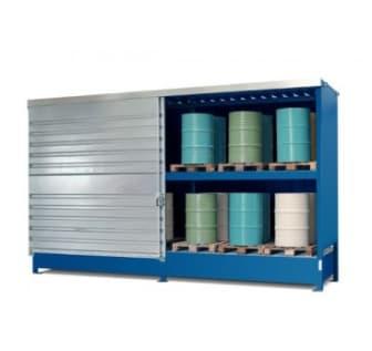Miljöcontainer krav