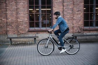 Crescent elcykel nyhet 2020