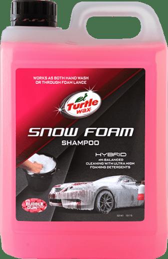 Snow Foam Shampoo