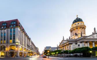 Hilton Berlin Gendarmenmarkt 1