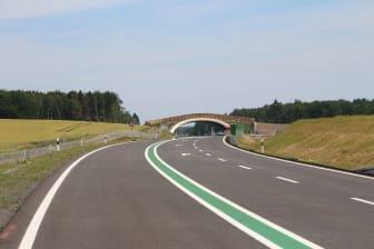 B96 auf Rügen - Verkehrsfreigabe 1