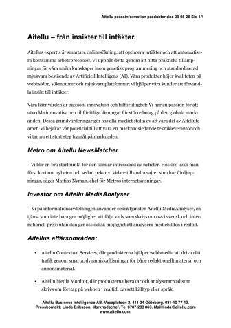 Aitellu företagspresentation pdf