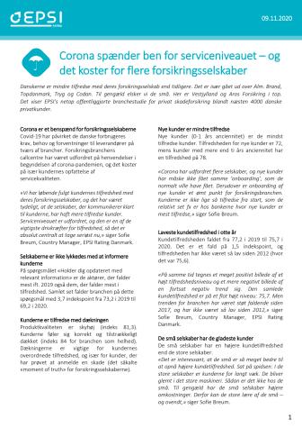 Vestjylland Forsikring har Danmarks mest tilfredse kunder