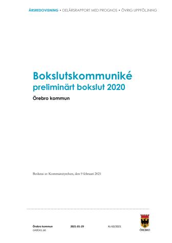 Bokslutskommunike  Örebro kommun 2020 .pdf