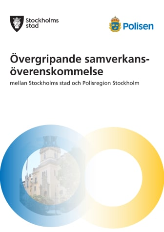 Nya steg för ett tryggare Stockholm