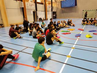 Goodsport aktiverar barn och unga. Foto: Goodsport