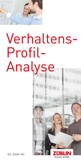 Verhaltens- Profil-Analyse