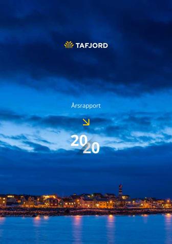 TAFJORD Årsrapport 2020