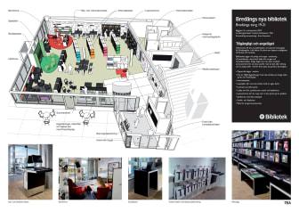 Biblioteket i Bredäng