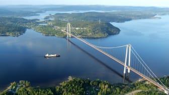 Härnösand Höga Kusten-bron 2