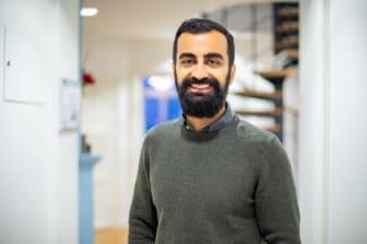 Amir Omed, produktägare företagslån Lendo