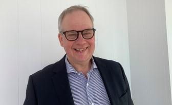 Thomas Persson, senior projektledare och KAM Norr