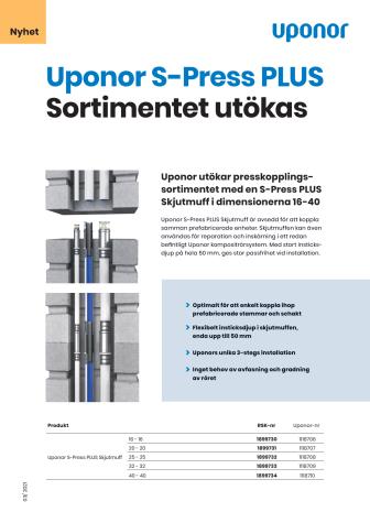 Nyhet 2021 Uponor S-Press PLUS Skjutmuff-min.pdf