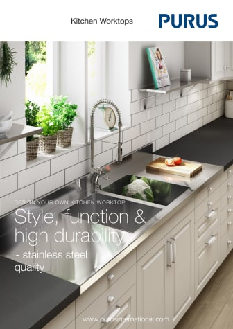 Kitchen Worktops - Style, function & high durability