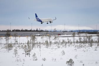 Fremtidstro på Scandinavian Mountains Airport