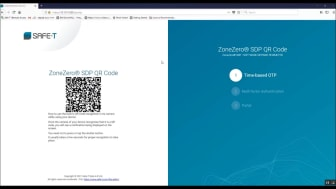 ZoneZero Quick Access QR