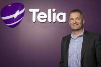 Abraham Foss, CEO Telia Norge