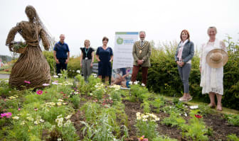 NHLP conservation and gardening projects making Borough bloom