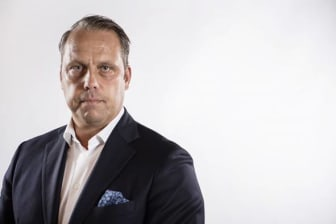 Jörgen Lindgren, VD SHL