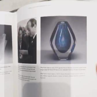 Galleri Glas ger ut bok om Laura de Santillana
