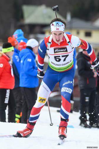 Vebjørn sprint