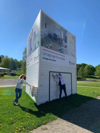 Brf Hässle Park , Riksbyggen, Borås