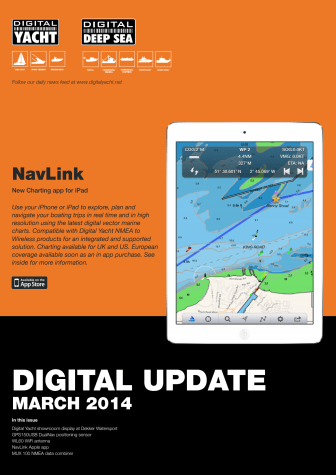 Digital Update March 2014 Now Out