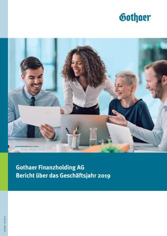 Geschäftsjahr 2019: Gothaer Finanzholding AG