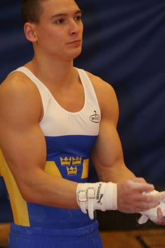 George Foo, mångkampare och VM-gymnast