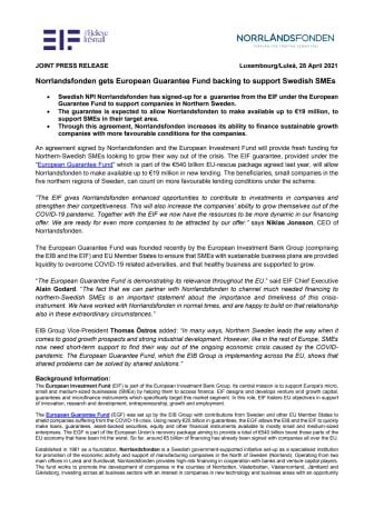 Norrlandsfonden Press release - EN.pdf