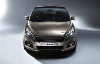 nya Ford S-MAX - bild 3