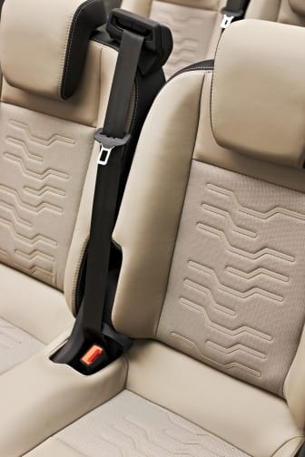Ford Tourneo Custom - detaljbild interiör