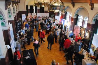Teknik- och kommunikationsmässa i Lund 2011