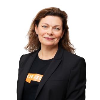 Eva Glückman, generalsekreterare Tjejzonen