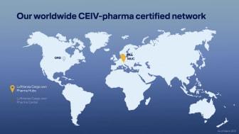 CEIV Pharma Hubs Lufthansa Cargo (March 2021)